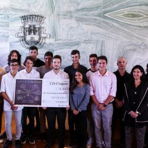 Concurso de Ideias premeia alunos da Escola Tecnológica do LitoralAlentejano