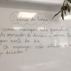"""Vasco da Gama é o """"fio condutor"""" de projeto que junta alunos da EB nº4 de Vila Nova de Santo André àneuroeducação"""