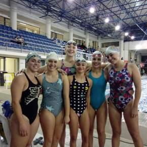 Equipa feminina do CNLA garantiu amanutenção