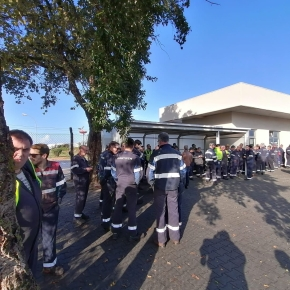 Sindicato denuncia despedimentos ilegais de trabalhadores da CMN na refinaria de Sines daPetrogal