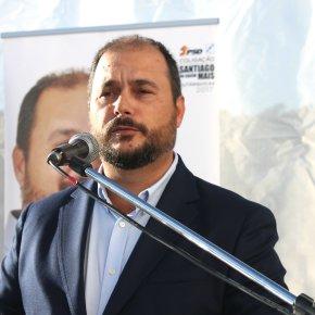 Luís Santos é o novo presidente da concelhia de Santiago do Cacém doPSD