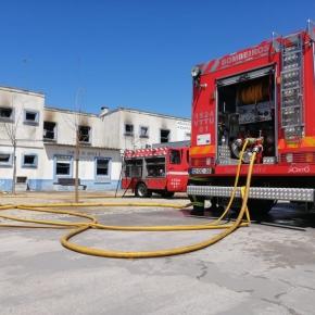 Bombeiros de Santo André combateram incêndiourbano