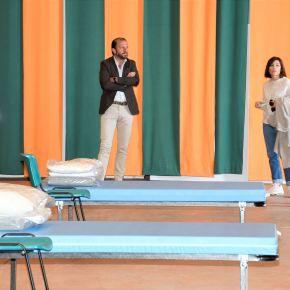 Santiago do Cacém instala Hospital de Campanha com 40camas