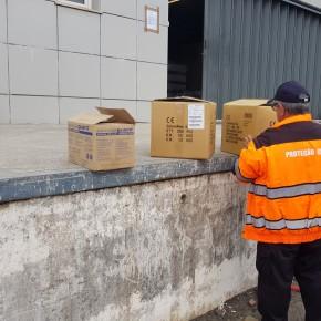 Município de Sines entrega equipamentos de proteção individual a instituições doconcelho