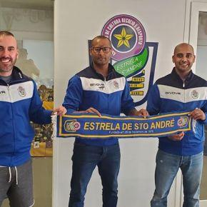 Futebol: Cadú continua a treinar o Estrela de Santo André em2020-2021