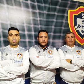 Futebol: Vitor Madeira é o novo treinador do União de Santiago doCacém
