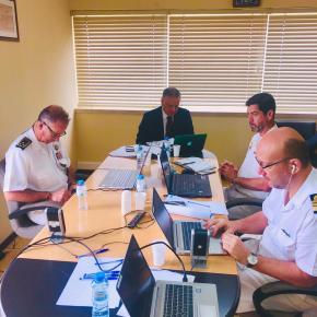 Autoridade Marítima Nacional reforçada para garantir segurança naspraias