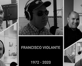 Faleceu Francisco Violante, radialista da RádioSines
