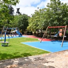 Câmara Municipal de Santiago do Cacém investe na requalificação de espaços de jogo erecreio