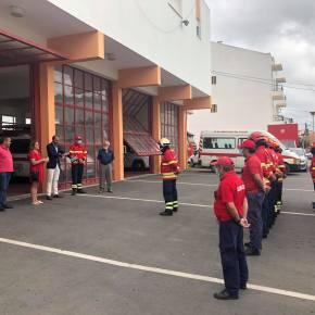 Câmara Municipal e União de Freguesias reuniram com Comissão Administrativa dos Bombeiros de Santiago doCacém