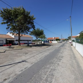 Obra das Infraestruturas de Foros de Albergaria vaiavançar