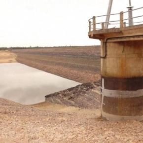Regantes de Campilhas e Alto Sado alertam para situação de seca que se vive naregião