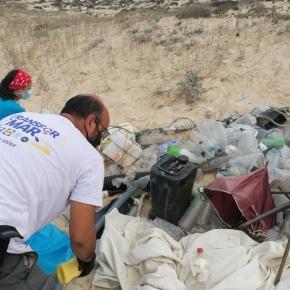 Dia mundial da limpeza do mar assinalado emMelides