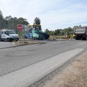 Infraestruturas de Portugal benecia estradas de Santiago do Cacém eSines