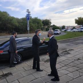 Plano Estratégico do Porto de Sines quer capturar 3% das cargasibéricas