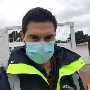 """David Gorgulho: """"Santo André tem resistido de forma incrível a estapandemia"""""""