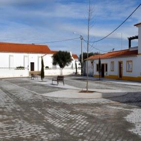 Concluída obra de requalificação do Centro Histórico deAlvalade