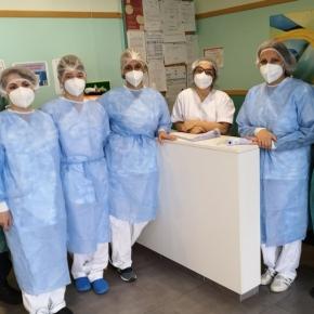 Covid-19: Utentes e funcionários da Cercisiago em Sines foramvacinados