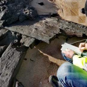 Destroços de possível navio holandês do século XVII foram encontrados na lagoa deMelides