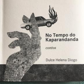 Dulce Helena Diogo lança um novolivro