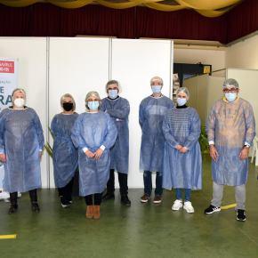 Vacinação contra a covid-19 arrancou no Concelho de Santiago doCacém