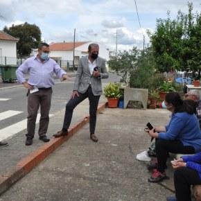 Presidência nas Freguesias em Abela destaca trabalho conjunto entre Câmara eJunta