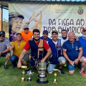 José Campos conquista a Taça de Portugal de FossoUniversal