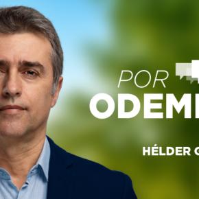 Autárquicas: PS candidata Hélder Guerreiro à Câmara deOdemira
