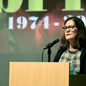 Autárquicas2021: Paula Lopes é a candidata da CDU à Assembleia Municipal de Santiago doCacém