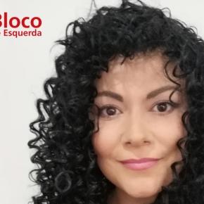 Carmen Figueira é a candidata do BE à Assembleia Municipal de Santiago doCacém