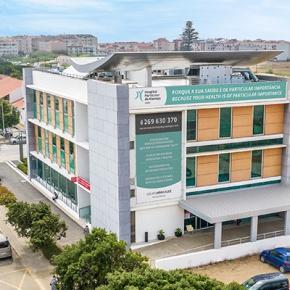 Oficialmente inaugurado o Hospital Particular do Alentejo emSines