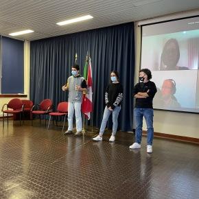 Workshop de sensibilização estudantil promovido pela APS, EGAPI eETLA