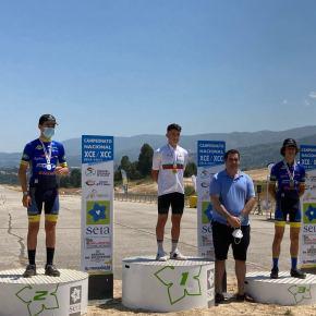 Miguel Pereira sagrou-se campeão nacional emSeia