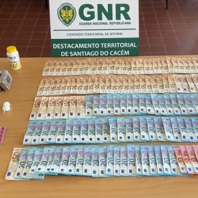 Prisão preventiva para homem que foi detido em V.N. de Santo André na posse de 5.100 doses dedroga