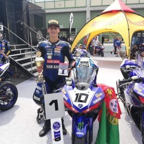 Piloto Pedro Fragoso venceu Superstock600