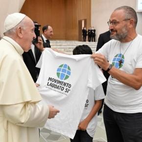 Igreja/Ambiente: Papa incentiva aotrabalho ecuménico pela «Casa Comum»em «tempos de grave criseplanetária»