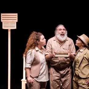 'DoNoDoNaDa', pela Companhia Certa, sobe ao palco a 7 e 8 deOutubro
