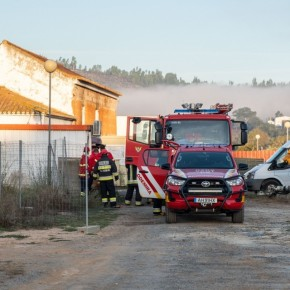 Incêndio destruiu instalações do Clube Fluvial Odemirense, emOdemira